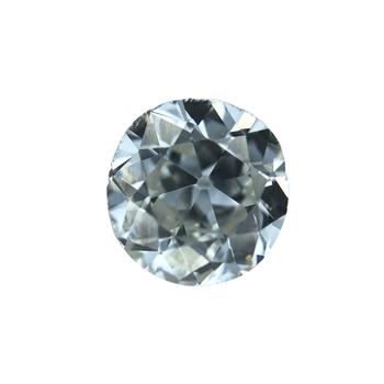3.67 Carat Old European Cut Diamond I / SI1