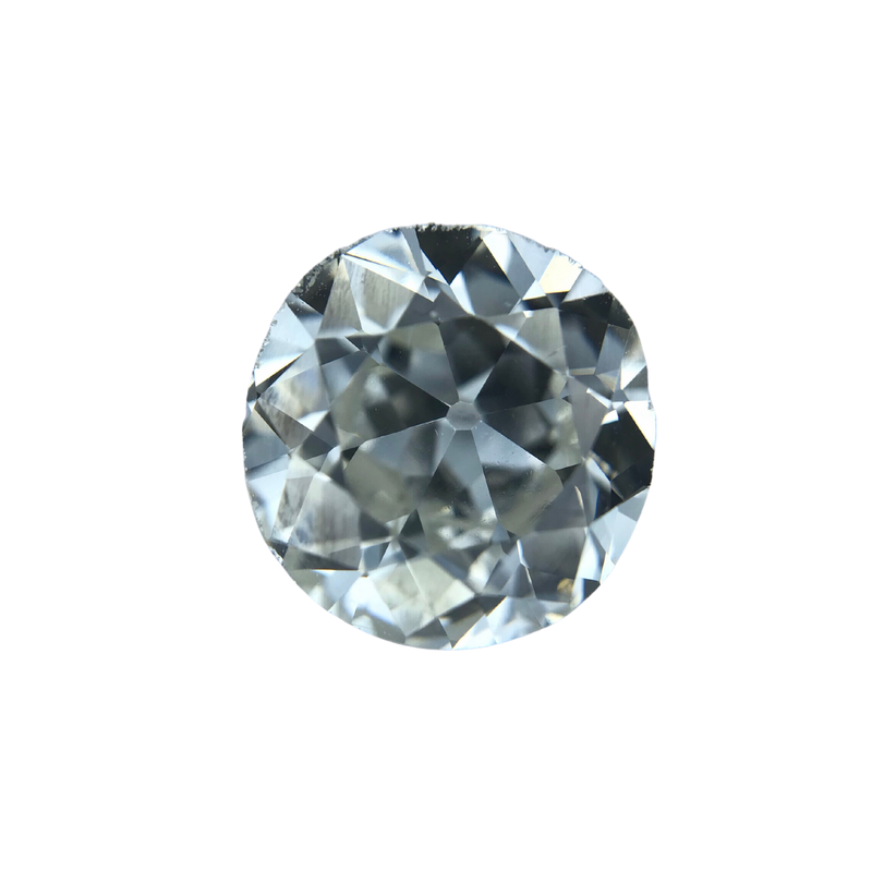 Hurdle's Loose Diamonds 3.67 Carat Old European Cut Diamond I / SI1