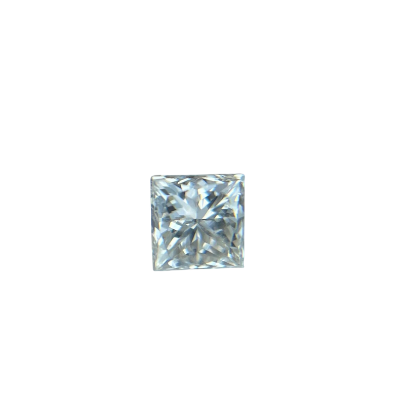 Hurdle's Loose Diamonds 0.22 Carat Princess Cut K / VVS2