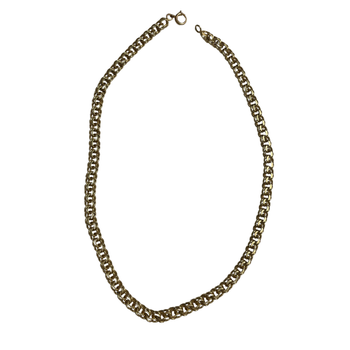 14k Double Link Chain