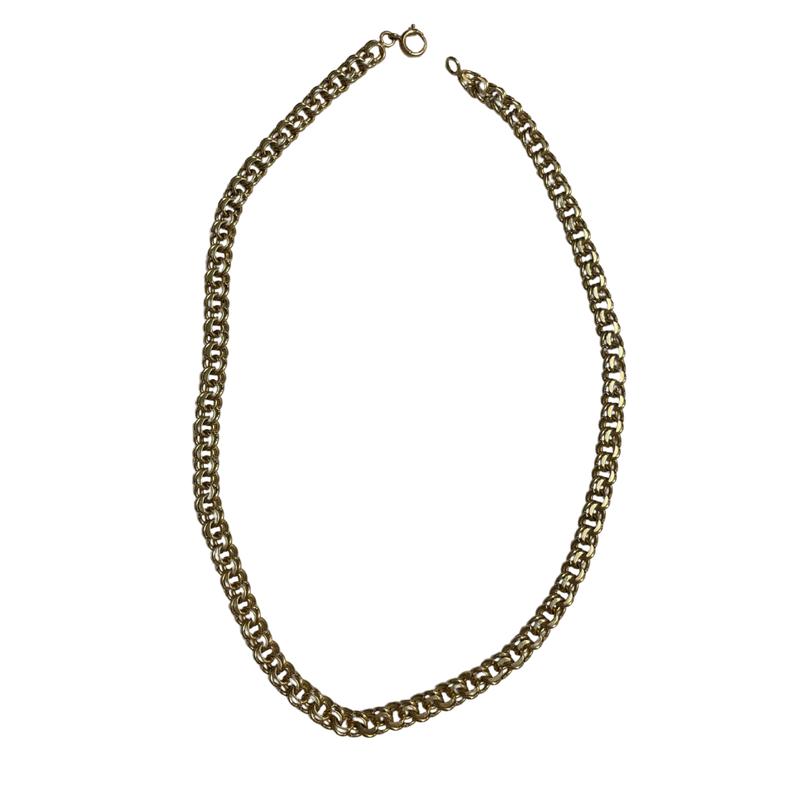 Antique, Estate & Consignment 14k Double Link Chain