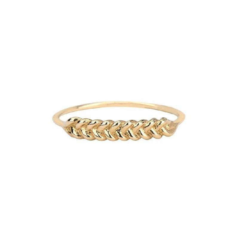Jennie Kwon Braided Ring