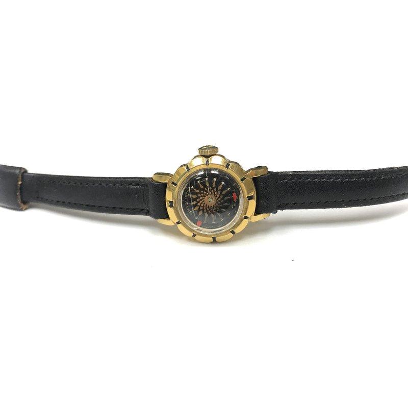 Antique, Estate & Consignment Borel Cocktail Watch - Black Dial