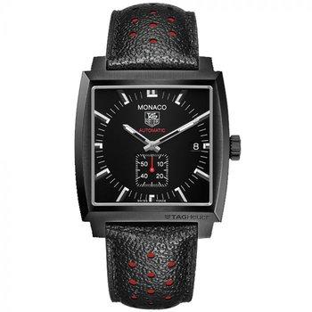 Automatic Monaco Black Steel