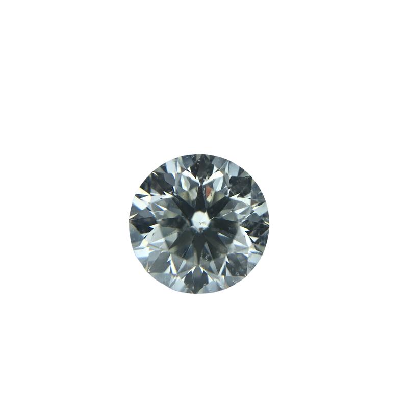 Hurdle's Loose Diamonds 1.21 Carat Round Brilliant Cut IGI K / SI2