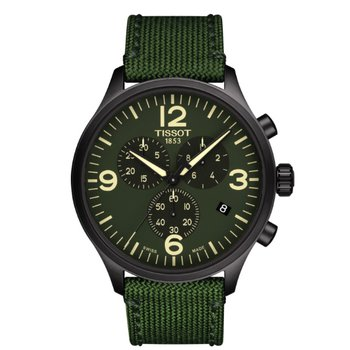 Chrono XL Green Dial & Strap