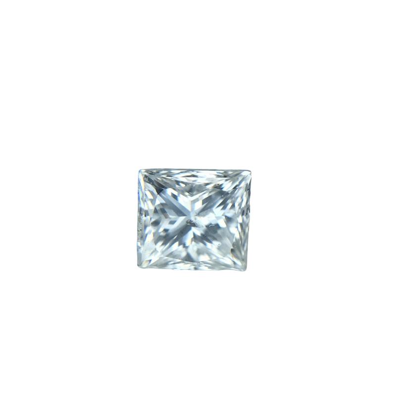 Hurdle's Loose Diamonds 0.55 Carat Princess Cut H/SI2