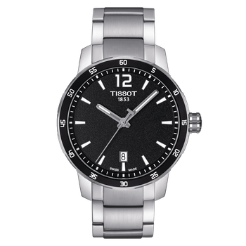 Quickster Black Dial