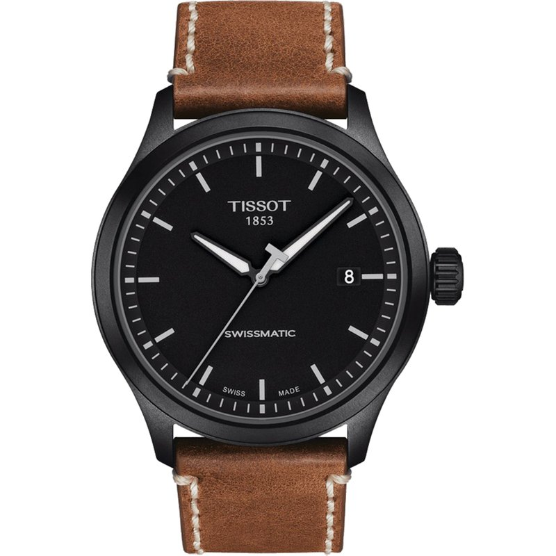 Tissot Gent XL Swissmatic - Brown & Black