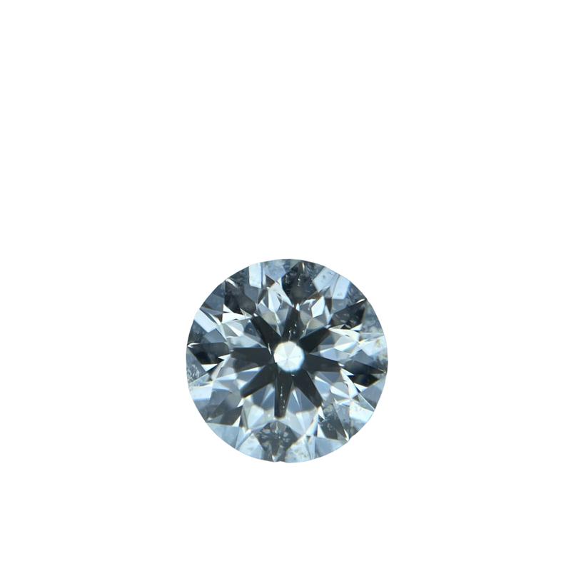 Hurdle's Loose Diamonds 0.70 Carat Round Brilliant Cut G / SI2