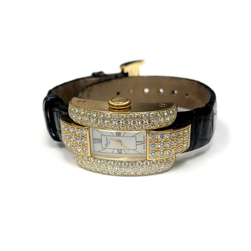 Antique, Estate & Consignment Pre-Owned 18k Chopard Watch
