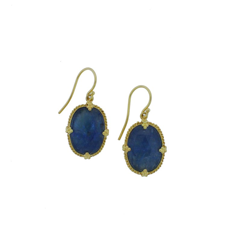 Amali Tanzanite Earrings