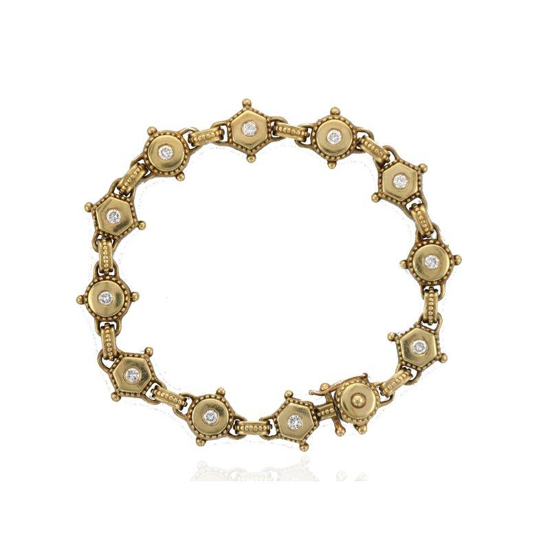 Antique, Estate & Consignment Vintage Diamond Bracelet