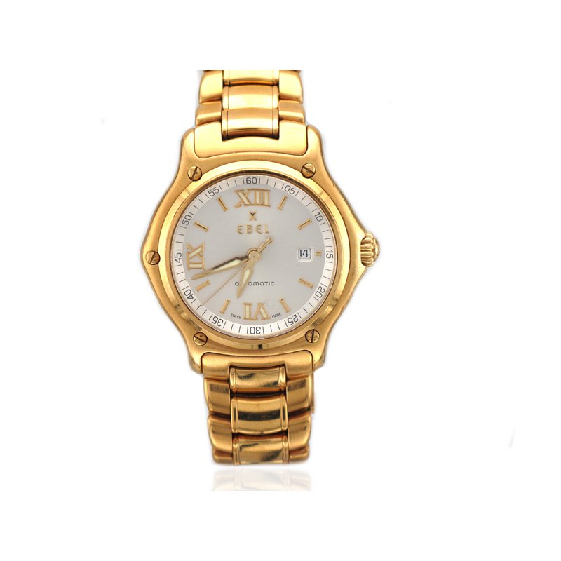 Antique, Estate & Consignment 18k Ebel Automatic Watch