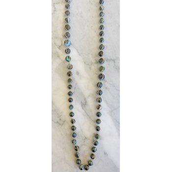 Boulder Opal Textile Necklace - 195 Carats