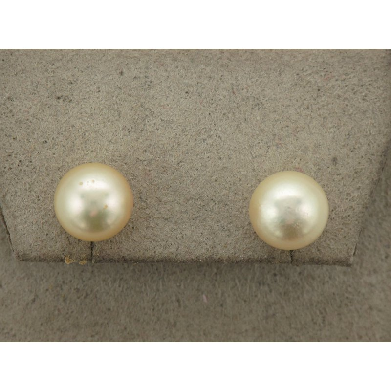 Antique, Estate & Consignment Pearl Stud Earrings