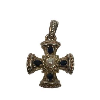 Judith Ripka Cross Pendant