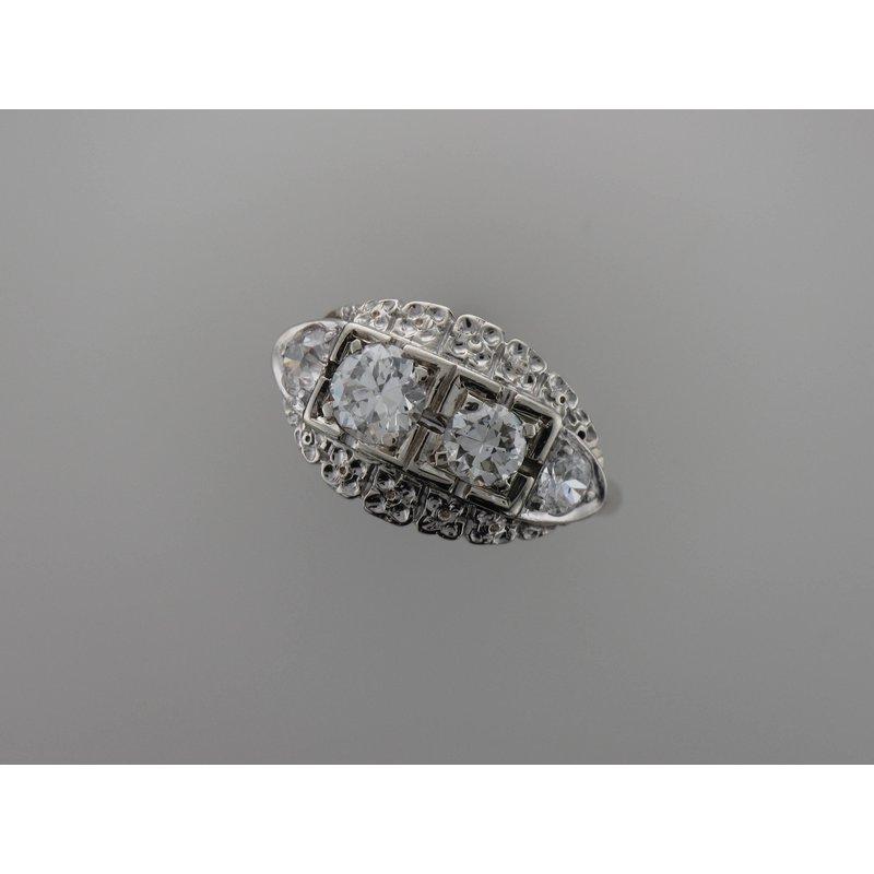 Antique, Estate & Consignment Vintage Style Diamond Ring