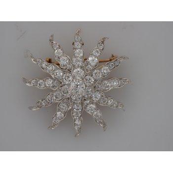 Diamond Star Pin