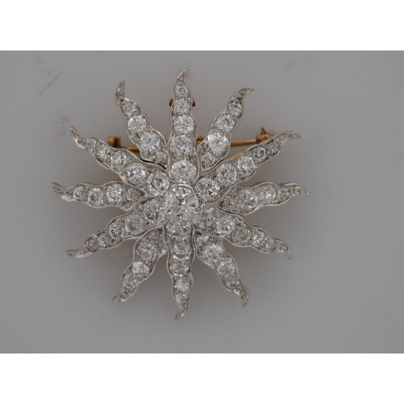 Antique, Estate & Consignment Diamond Star Pin