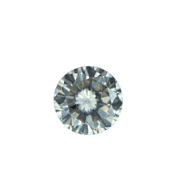 0.66 Carat Round Brilliant Cut TLB / I1