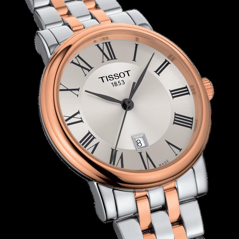 Tissot Carson Premium Lady Two Tone
