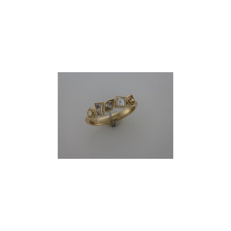 Parade Design Reverie Fancy Diamond Ring