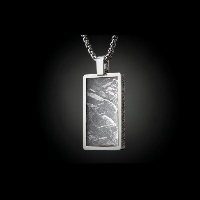 William Henry Meteorite Pinnacle