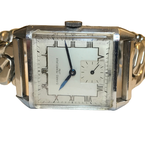 Antique, Estate & Consignment Steel Girard Perregaux Watch