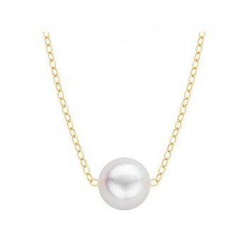 Add-A-Pearl Starter Necklace - 7mm