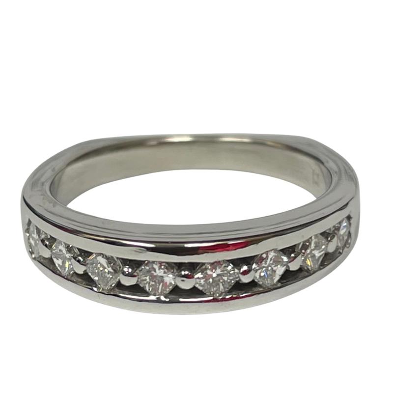 Antique, Estate & Consignment Princess Cut Diamond Band