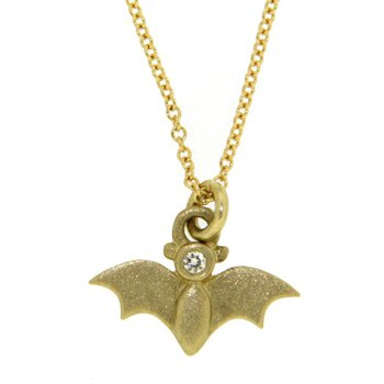 Bruce Bat Necklace