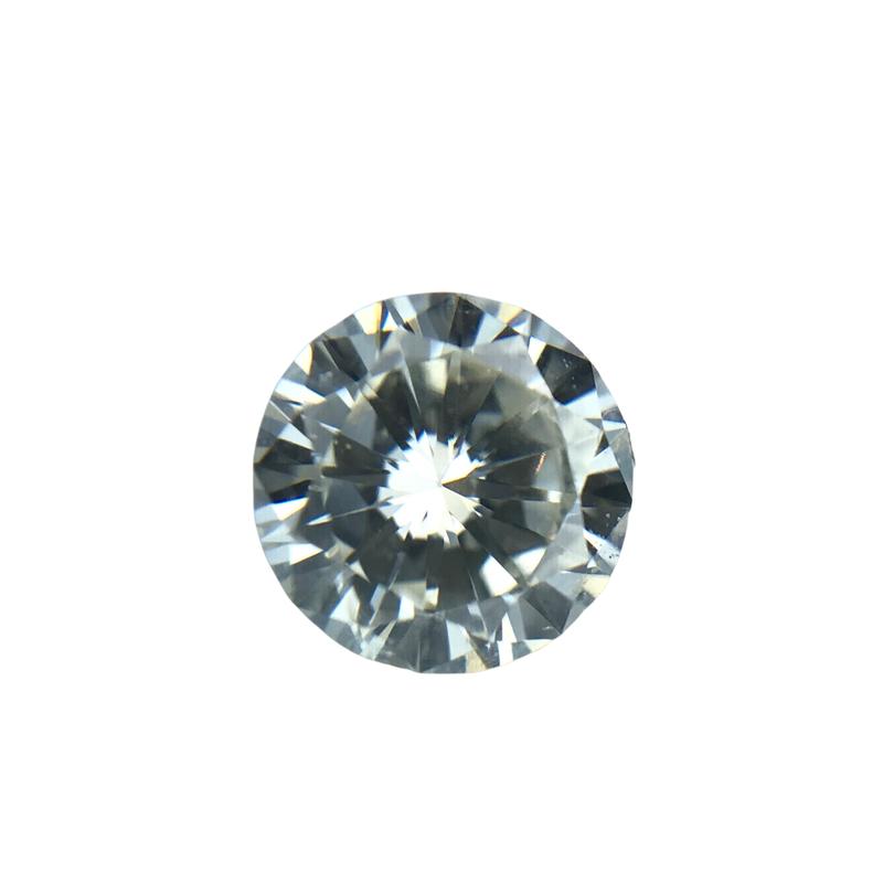 Hurdle's Loose Diamonds 0.76 Carat Round Brilliant Cut K / SI2