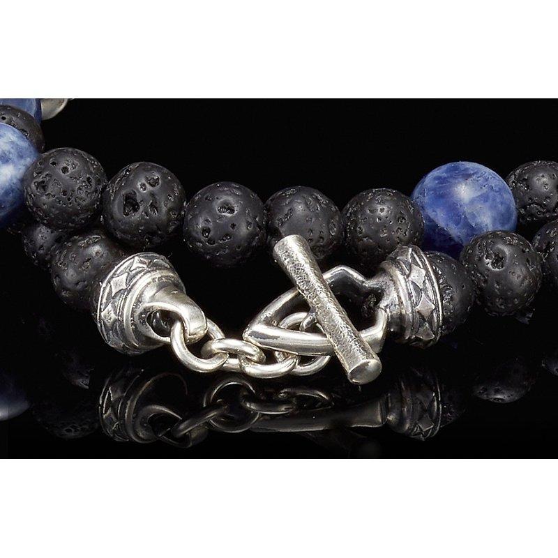 William Henry BB20 Sodalite Tether Bracelet