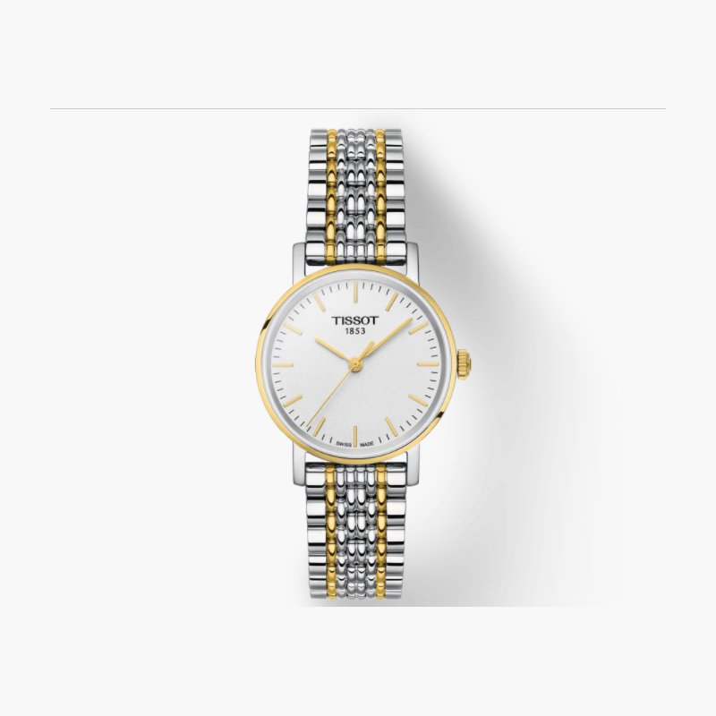 Tissot Everytime Two Tone 30mm
