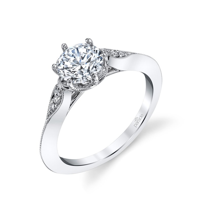 Parade Design Hera Bridal Vintage Style Engagement Ring R3976