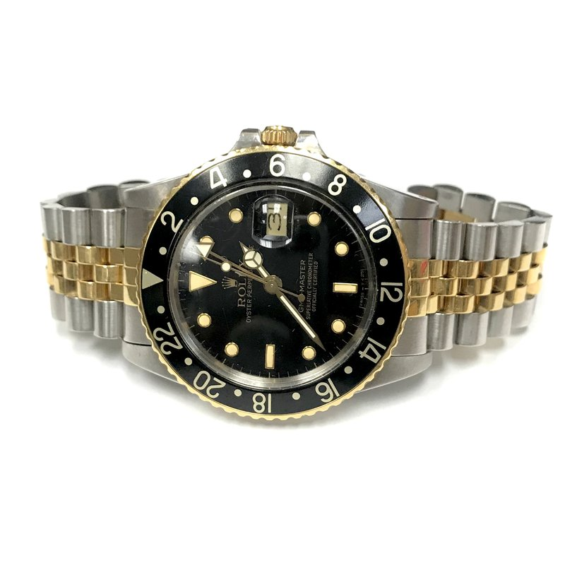 Antique, Estate & Consignment Two Tone Rolex GMT