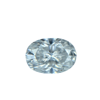 0.56 Carat Oval Diamond G / VS2