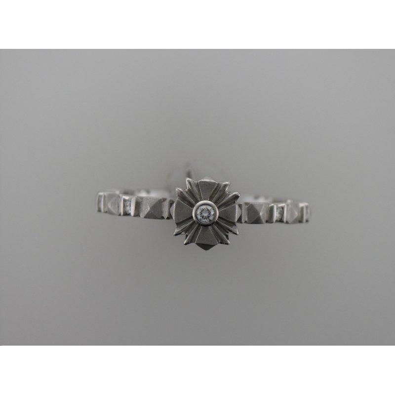 Antique, Estate & Consignment Platinum Chris Correia Ring