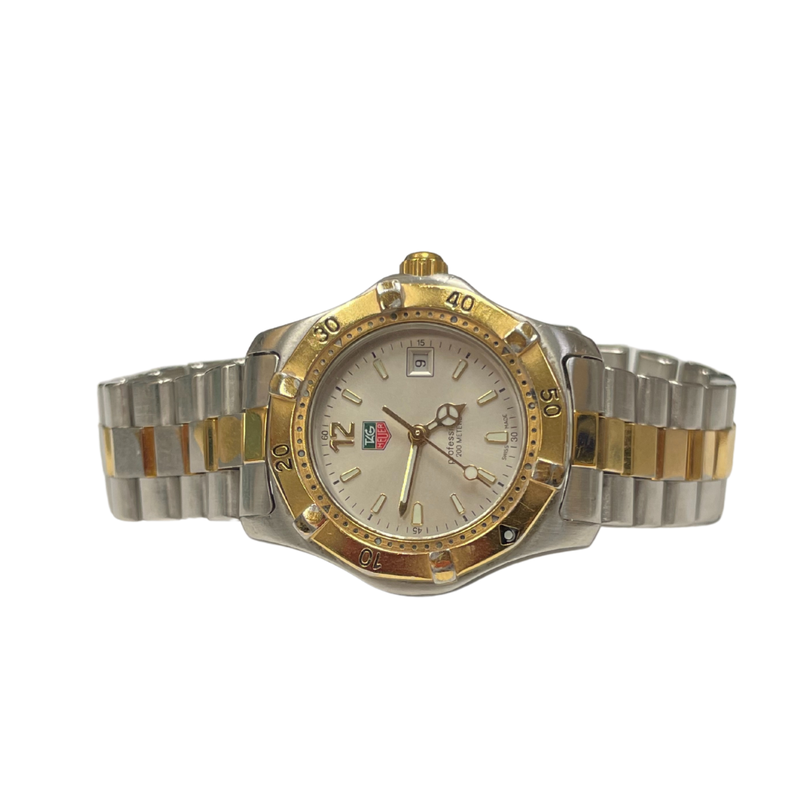 Antique, Estate & Consignment TAG Watch WK1320-0 Two Tone