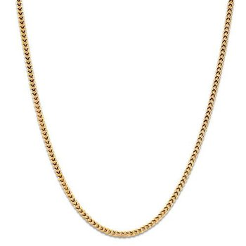 Singapore Foxtail Chain - 18""