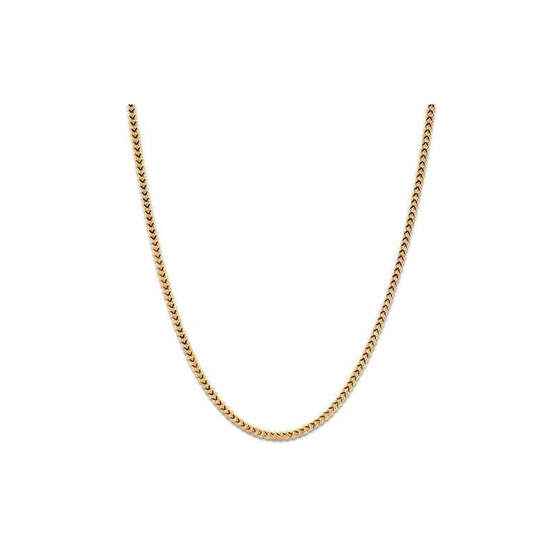 "Adrienne Designs Singapore Foxtail Chain - 18"""