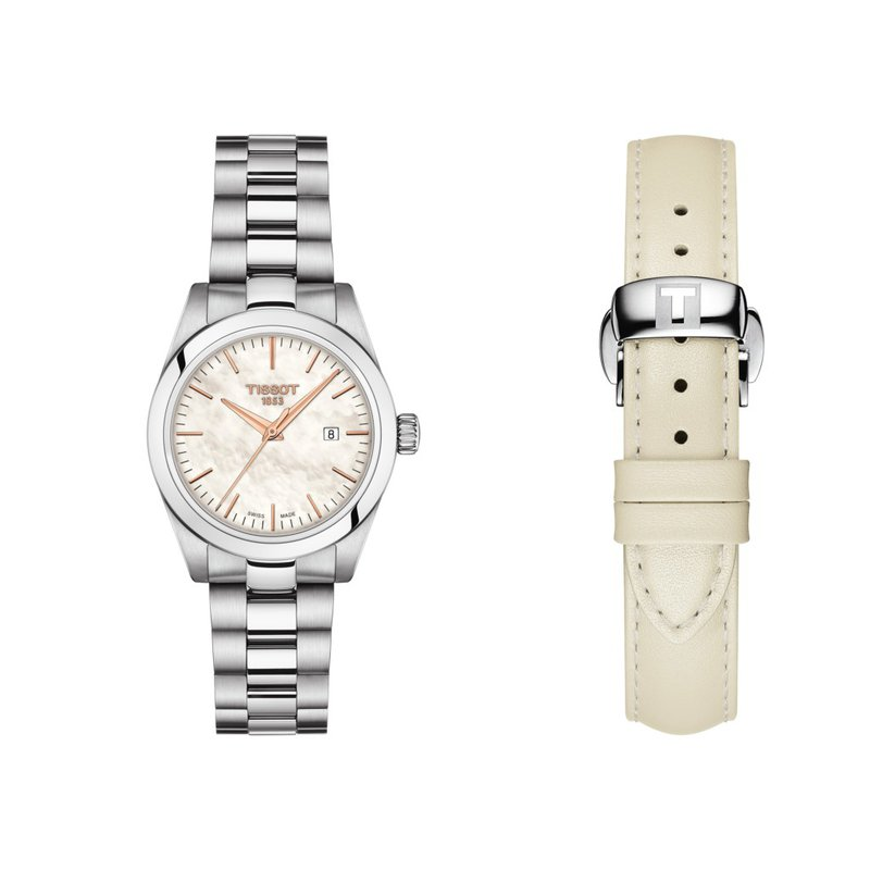Tissot T-My Lady White Mother of Pearl