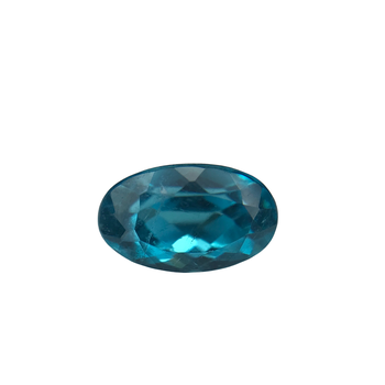 Oval Blue Tourmaline 0.57 Carats
