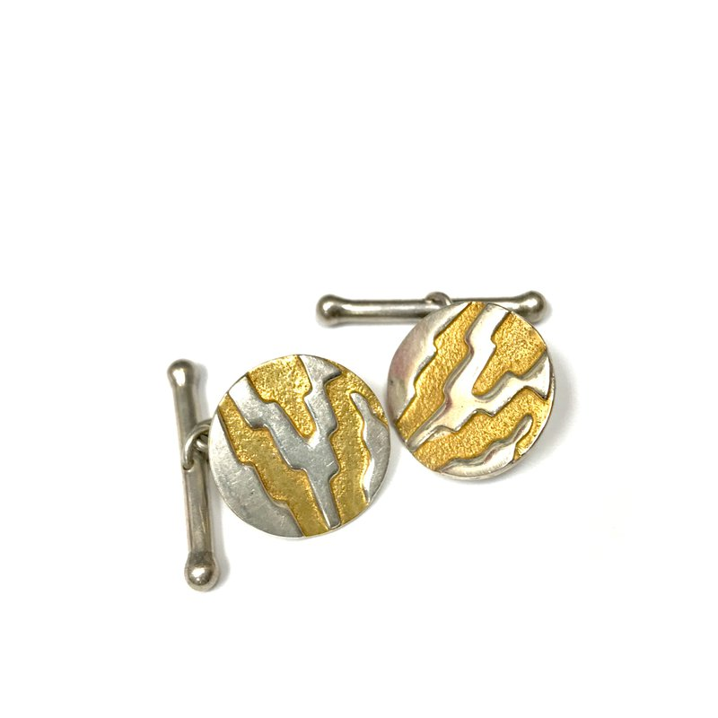 Antique, Estate & Consignment Sterling Silver Cuff Links
