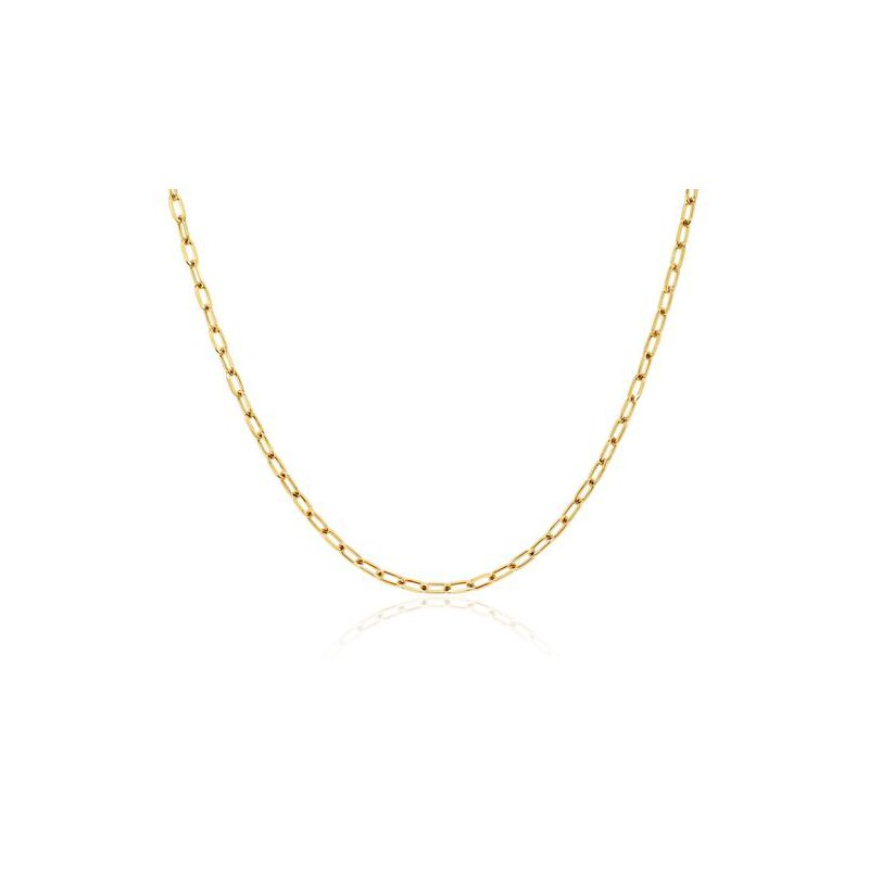 EF Collection Mini Link Necklace