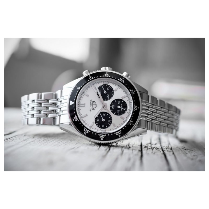 TAG Heuer Jack Heuer Autavia Limited Edition #1514 out of 1932