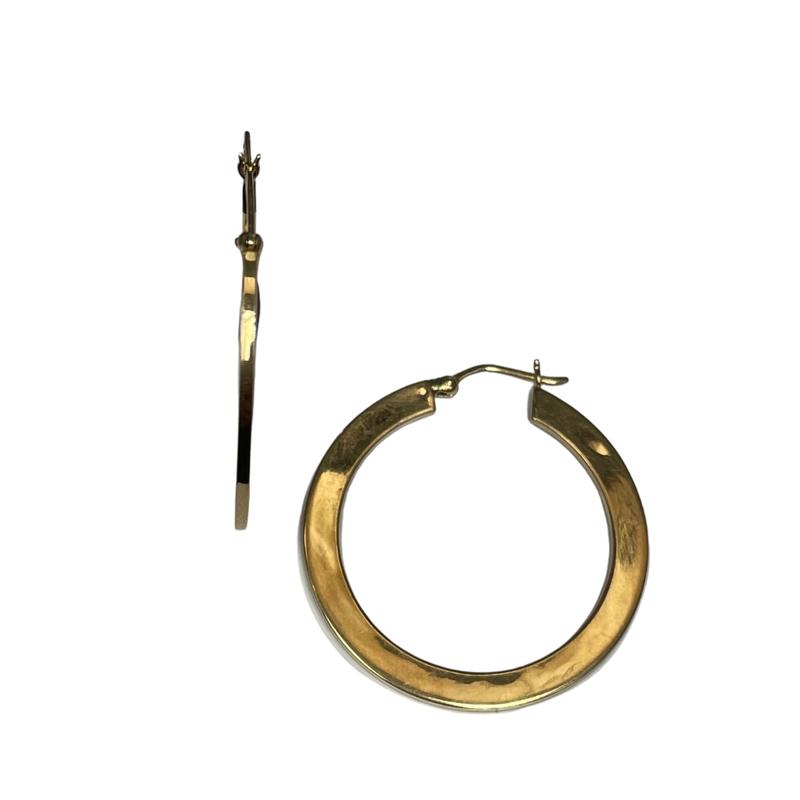 Antique, Estate & Consignment 14k Hoop Earrings