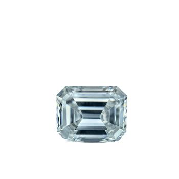 1.67 Carat Emerald Cut G / VVS2