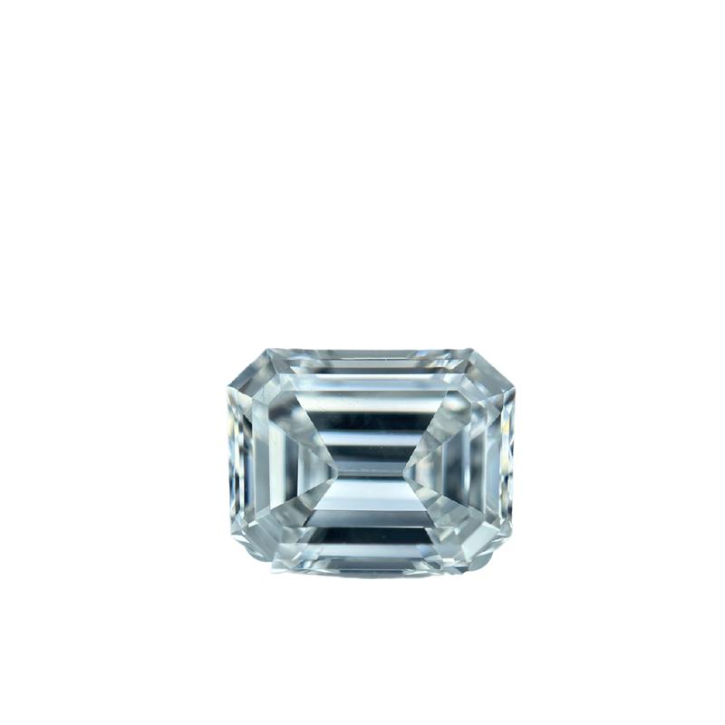 Hurdle's Loose Diamonds 1.67 Carat Emerald Cut G / VVS2